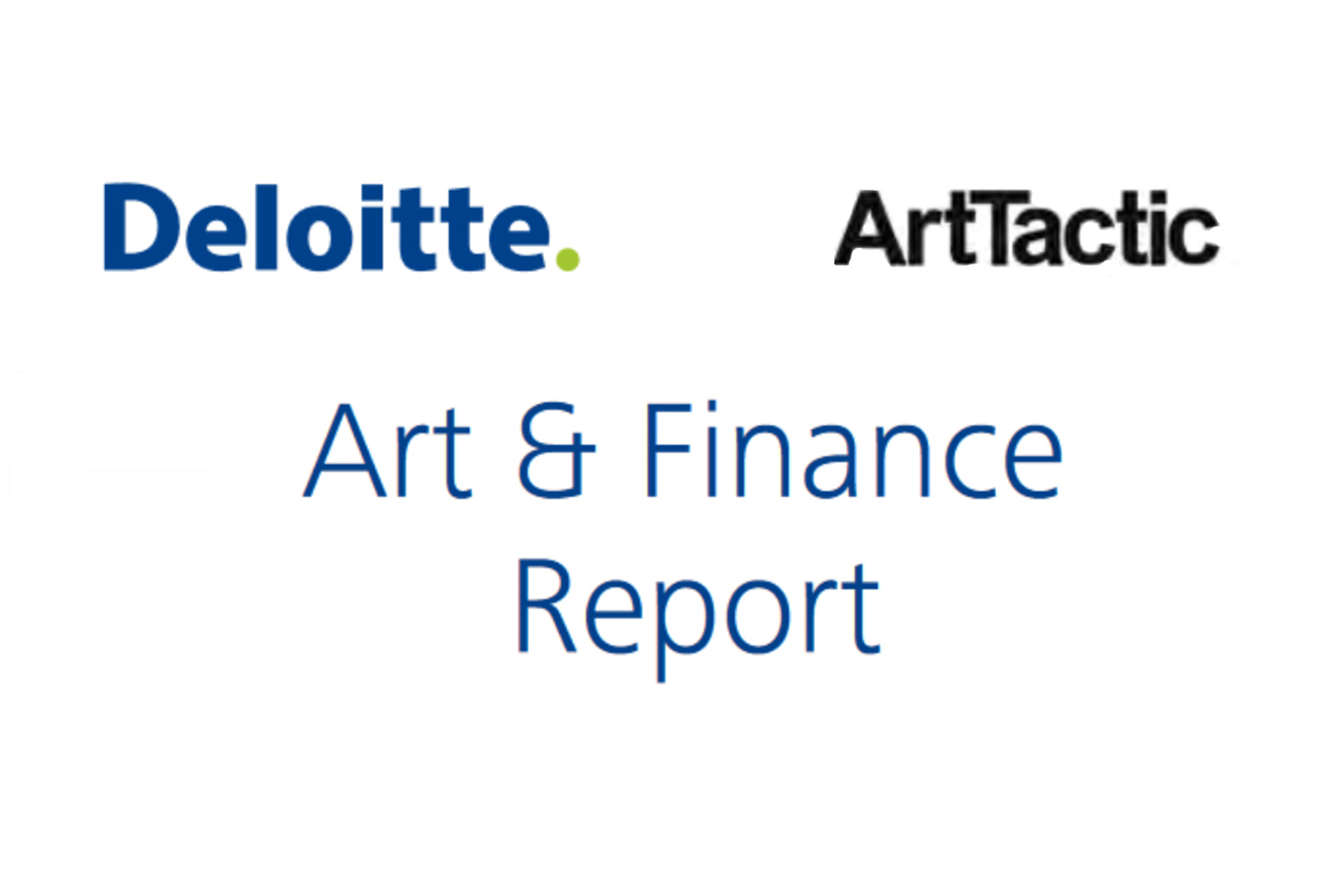Art Finance Report